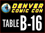 Join us at Denver Comic Con!