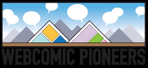 Webcomic Pioneers Logo