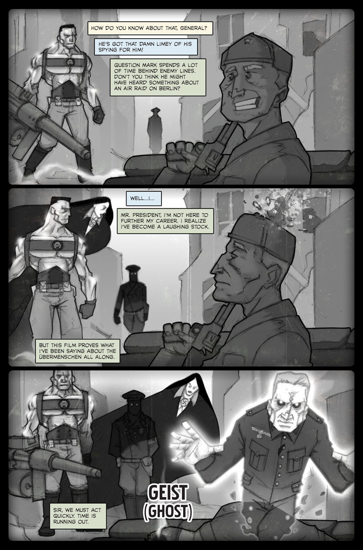 The Specialists webcomic, page 52