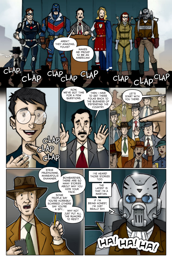 The Specialists webcomic, page 72