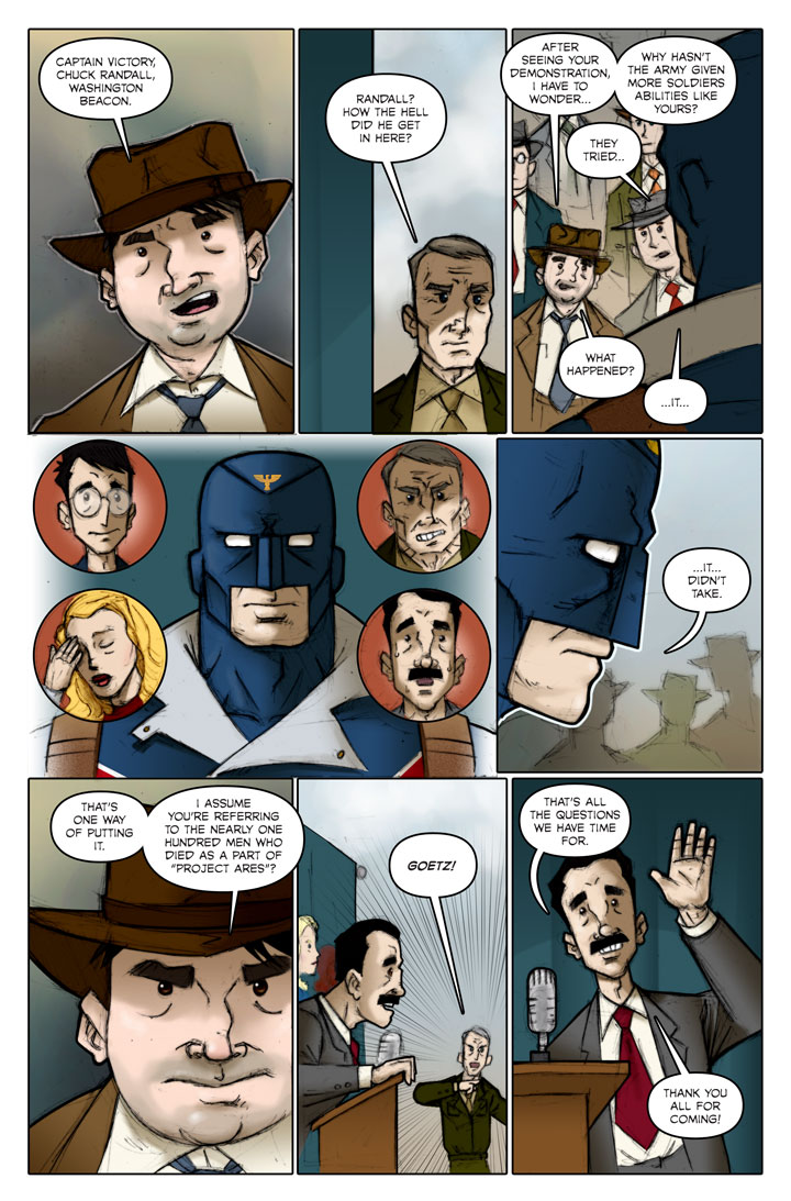 The Specialists webcomic, page 74