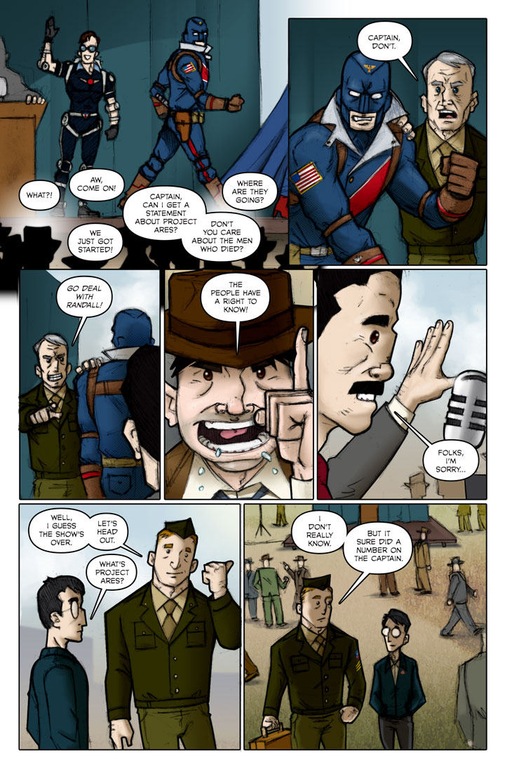 The Specialists webcomic, page 75