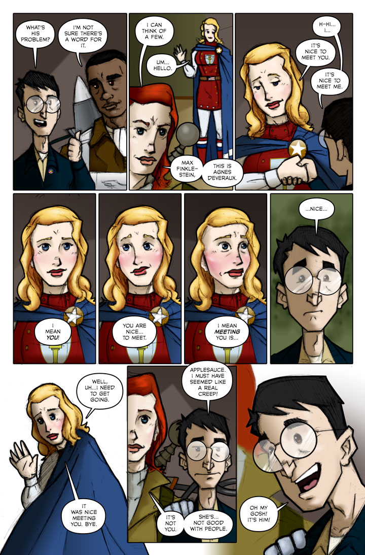 The Specialists webcomic, page 80