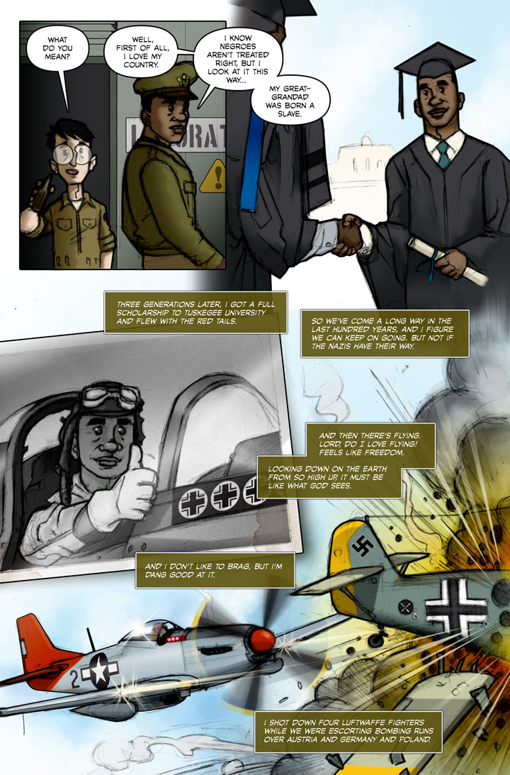 The Specialists webcomic, page 93