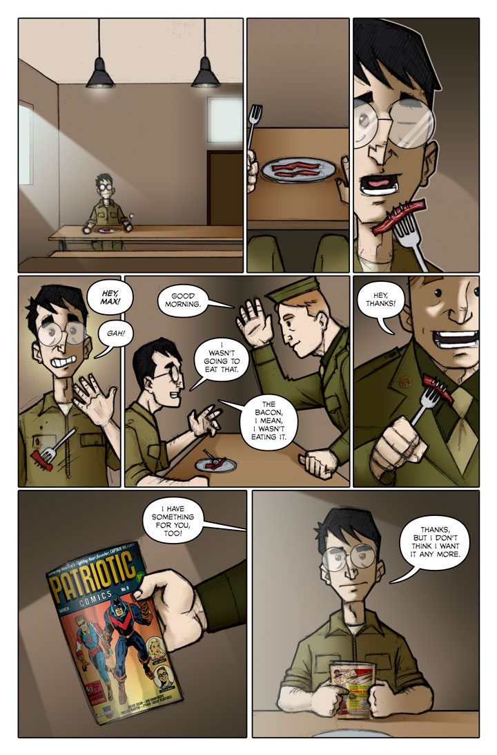 The Specialists webcomic, page 95