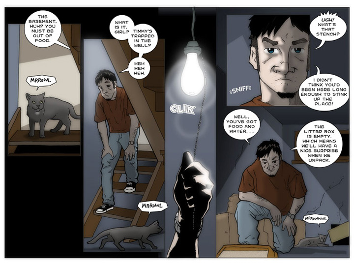 Crawlspace, page 4