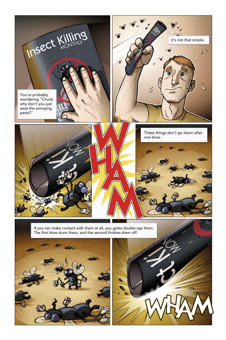 Shoo – Page 3